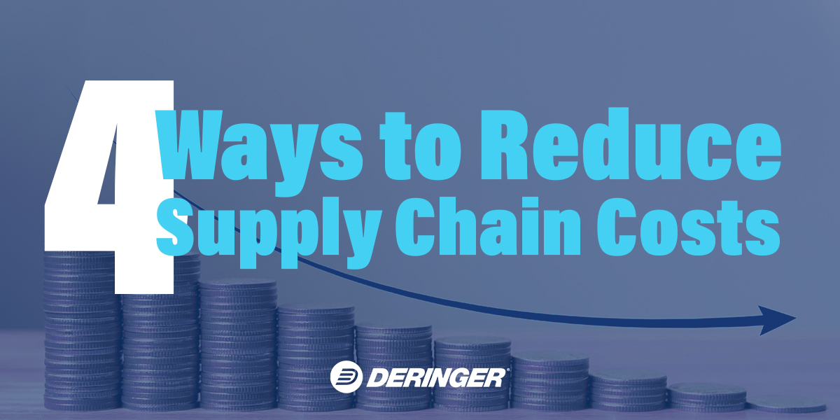 4 Ways To Reduce Supply Chain Costs