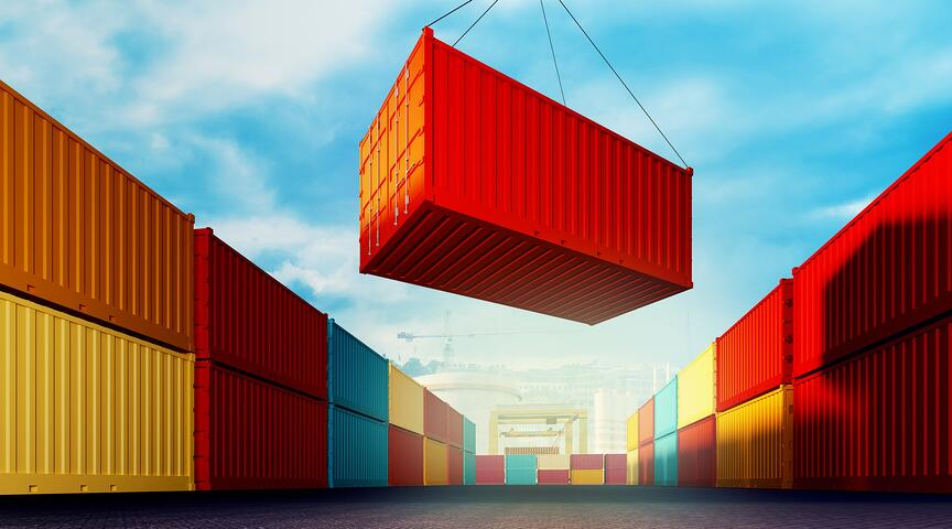Container shipping fcl lcl